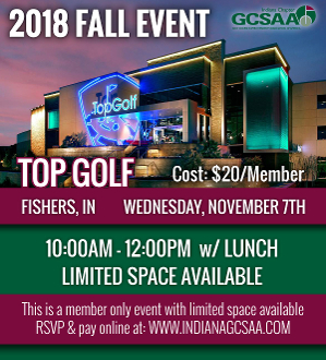 2018 Fall Event - Top Golf